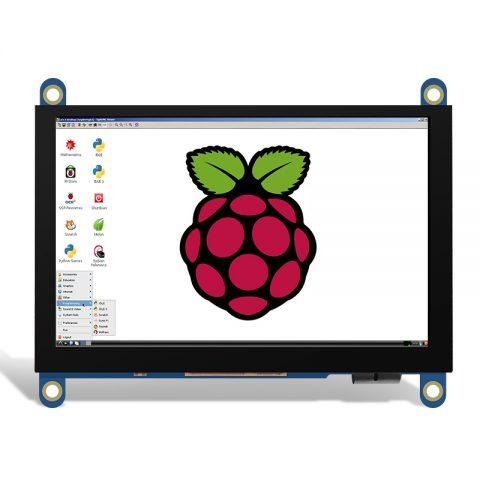 5寸触控屏-JRP5002B