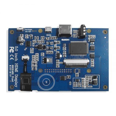 5寸触控屏-JRP5002A