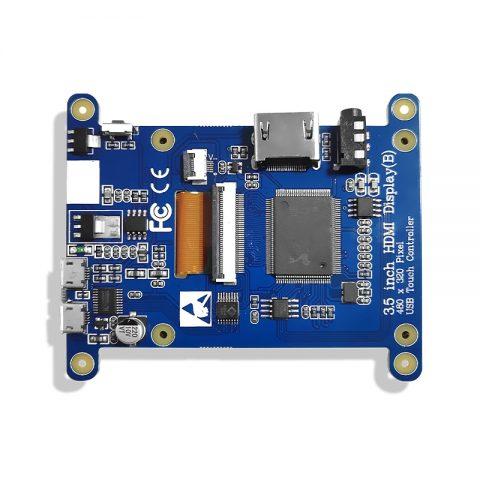 3.5寸电阻屏-JRP3509