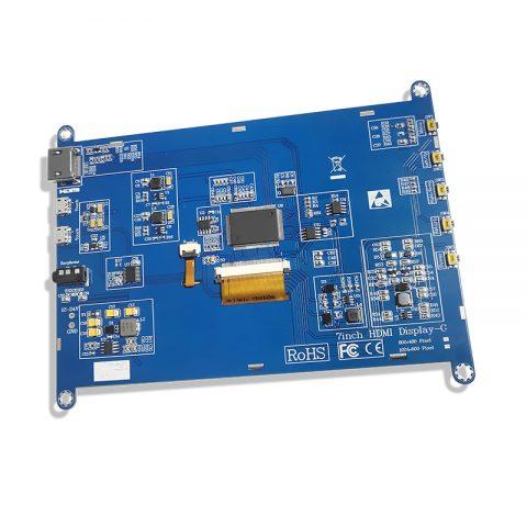 7寸触控屏-JRP7007A