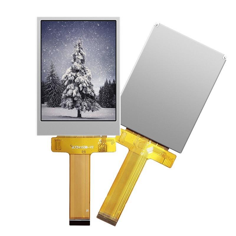 2.4寸液晶屏-JLT24103B上铁框
