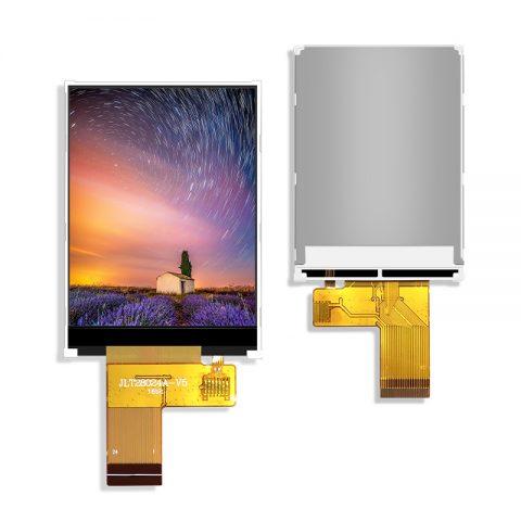 2.8寸液晶屏-JLT28006C-V5-16