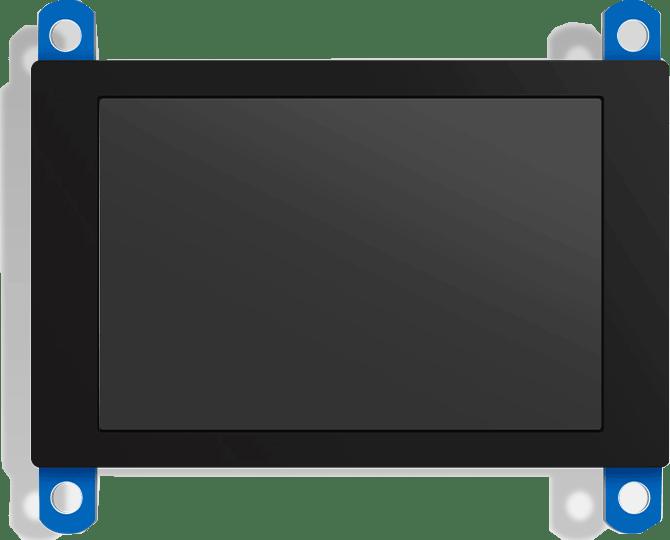 """.5寸触控屏-JRP3516"""""""