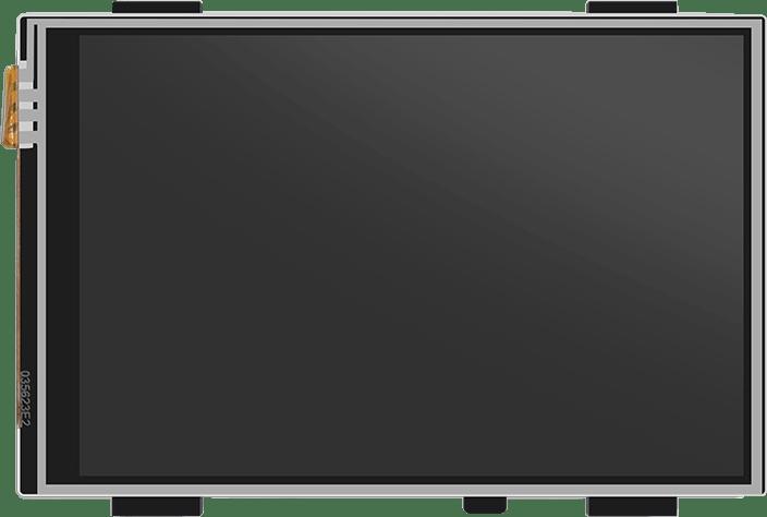 """.5寸电阻屏-JRP3508"""""""