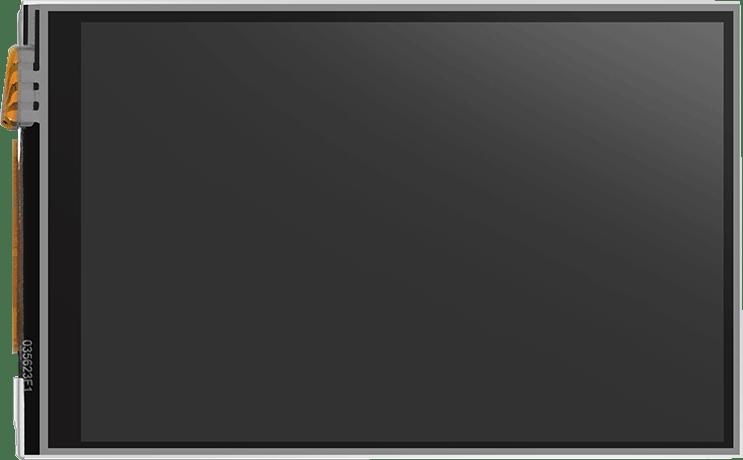 """.5寸电阻屏-JRP3501"""""""