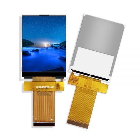 2.4寸液晶屏-JLT24030B-V2 (半铁)