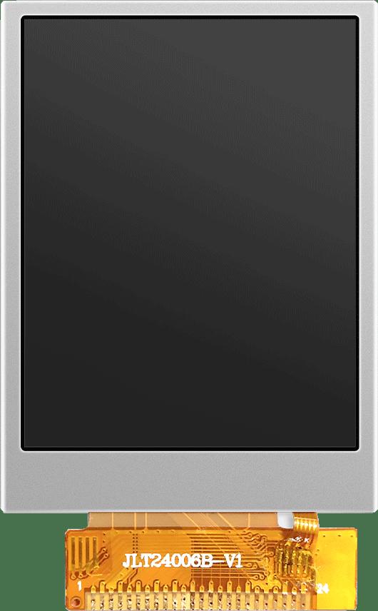 """.4寸液晶屏-JLT24006B-上铁"""""""