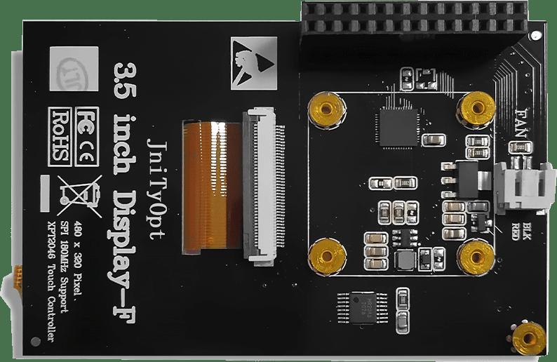 """.5寸电阻屏-JRP3511A"""""""