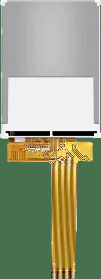 """.4寸液晶屏-JLT24097C.24V01(无电阻)"""""""