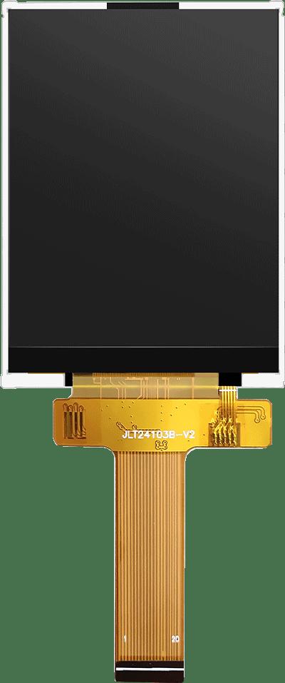 """.4寸液晶屏-JLT24103B无铁框"""""""