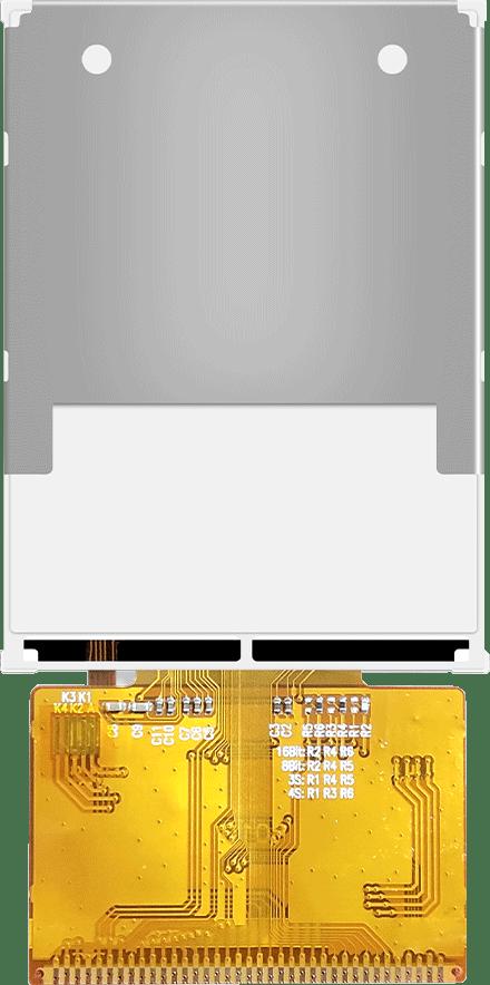 """.8寸液晶屏-JLT28010C-无电阻"""""""